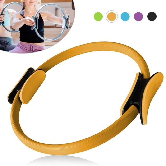 16 pouces Yoga Pilates Ring Workouts Exercice Fitness Fitness Resistance Training Circle-90