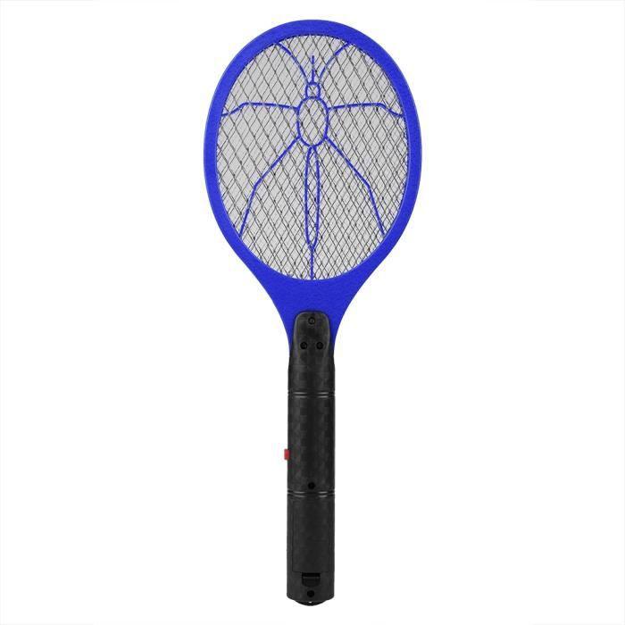 Insecte tueur bleu insecte raquette Zapper insecte moustique mouche électrique