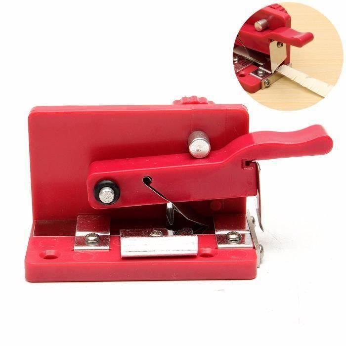 Déchiqueteuse destructeur broyeur papier Document dossier coupe Quilling Fringer Sh93330