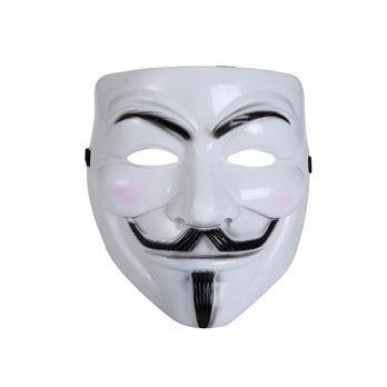 Masque Anonymous (V pour Vendetta)