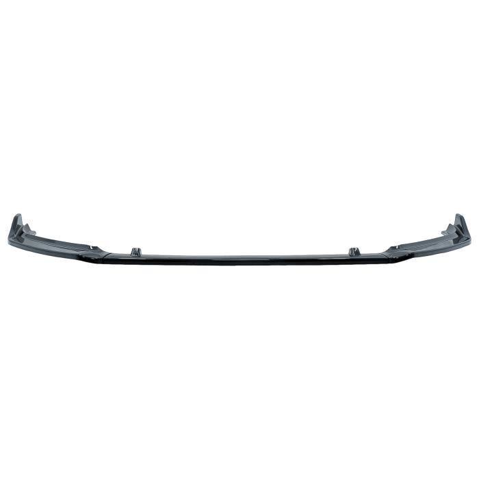 Spoiler Extension lèvre avant pour VW Polo 6R 6C Facelift 09-17 Noir brillant