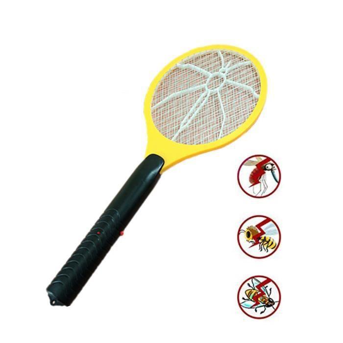 Moustique électrique anti-insectes Zapper Fly Swatter Zap meilleur pour la lutte antiparasitaire intérieure et extérieure