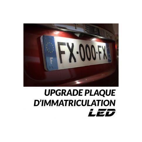 Upgrade LED plaque immatriculation BRAVA (182) - FIAT