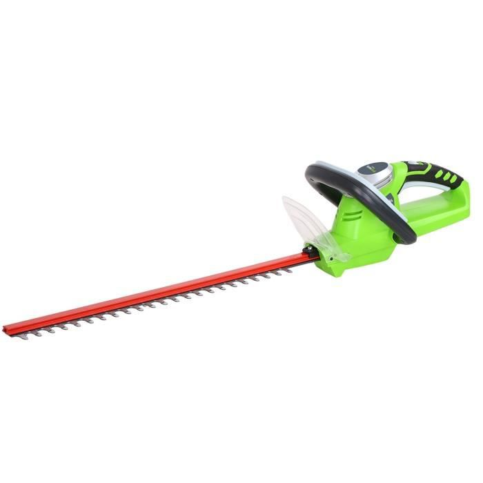GREENWORKS TOOLS Taille-haies - 24 V - 51 cm