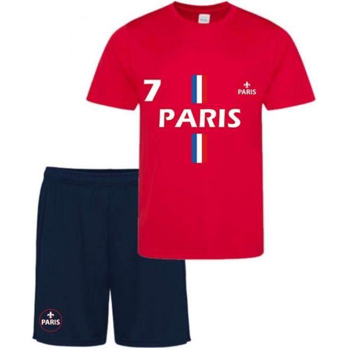 Ensemble short et maillot de foot P