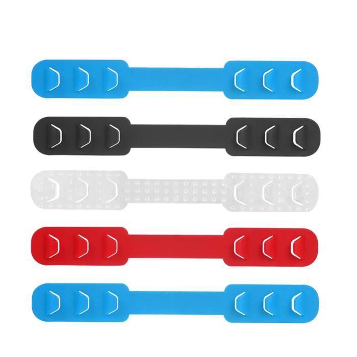 5 PCS Masque Boucle Réglable Cordes Oreille-bande Corde Pratique Accessoires pour MASQUE VISAGE - ACCESSOIRE DEGUISEMENT VISAGE