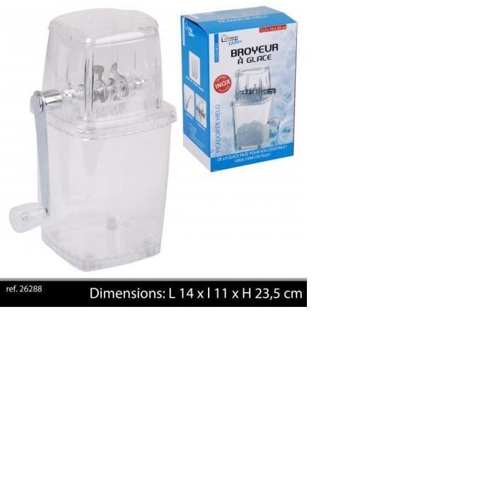 Lacor 60327 Broyeur /à Glace Manuel