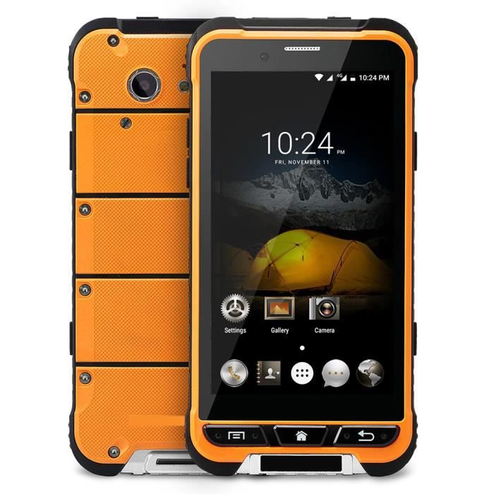 ulefone armor 3 32g orange ip68 telephone tactile intelligent achat smartphone pas cher avis. Black Bedroom Furniture Sets. Home Design Ideas