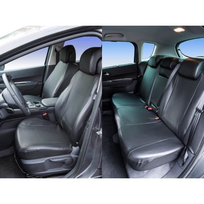 housses sur mesure platinium pour renault clio 3 de 09 2005 achat vente housse de si ge. Black Bedroom Furniture Sets. Home Design Ideas
