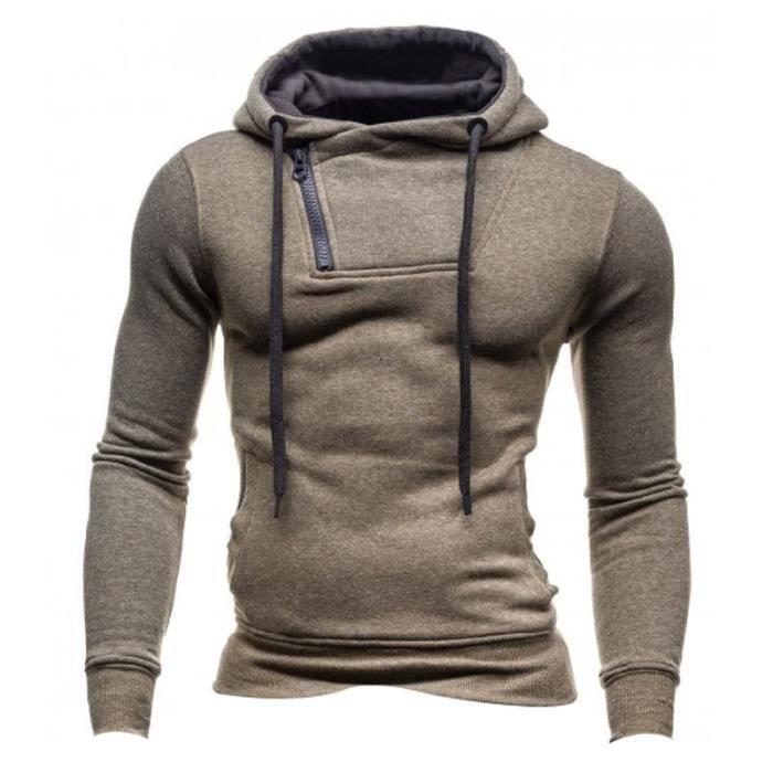 hoodie homme a la mode