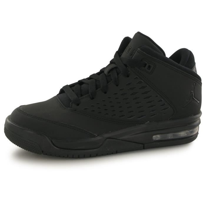 Jordan De Basketball NoirChaussures Air Flight Nike Origin 4 tQrsdhC