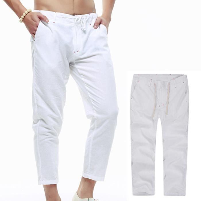 pantalon homme xxl