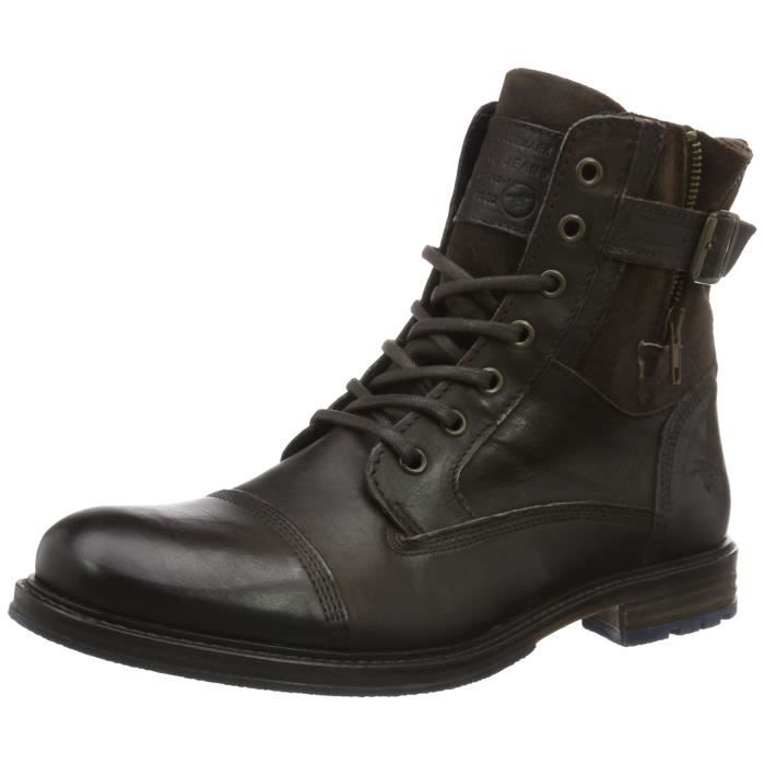 1 39 3ir9rb Pour Bottines Mustang 2 4890 Taille 503 Hommes xwqSw7RH8