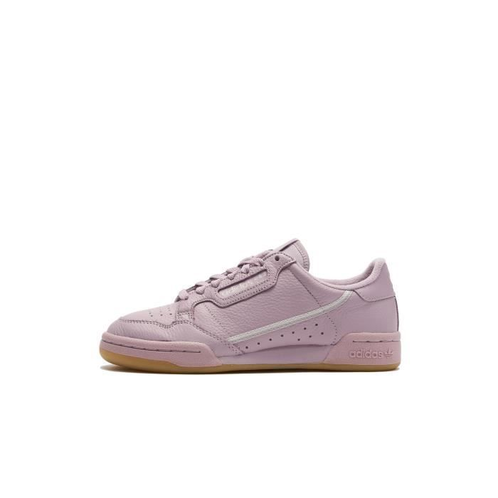 buy online fb03f b7ecd adidas originals Femme Chaussures   Baskets Continental 80 W