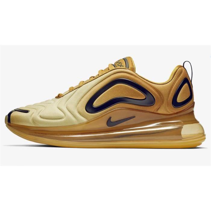 basket air max femme noir et or