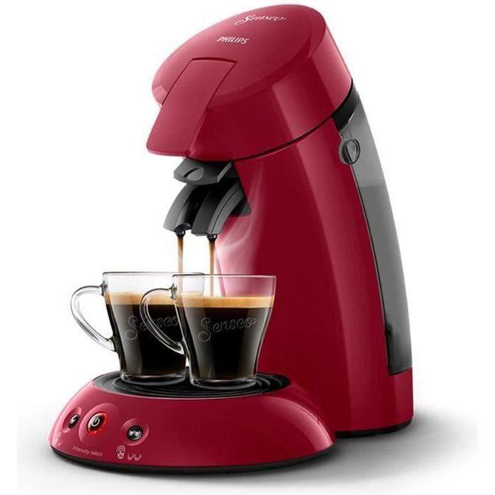 MACHINE À CAFÉ PHILIPS HD6554/91 Machine à café à dosette Origina