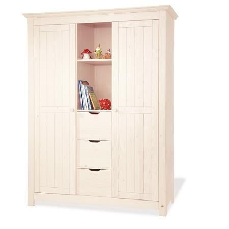 armoire enfant finja grand mod le massif achat. Black Bedroom Furniture Sets. Home Design Ideas