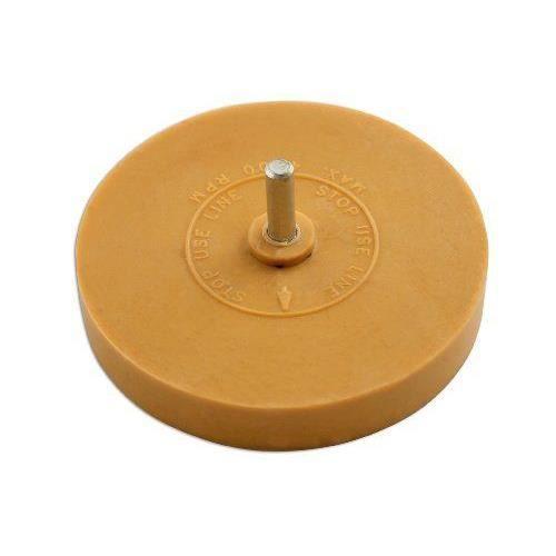 DISQUE ABRASIF Power-Tec 91488 Disque gomme avec manche