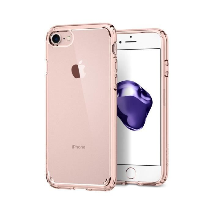 spigen coque iphone xr rose crystal