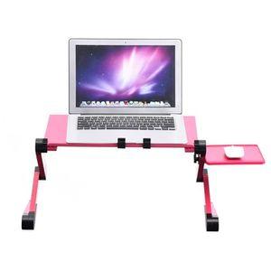 MEUBLE INFORMATIQUE Support de table pour ordinateur portable pliable