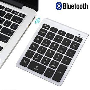 PAVÉ NUMÉRIQUE Clavier Pavé Numérique Bluetooth Ultra-Mince avec