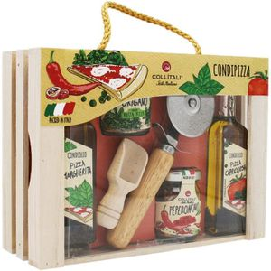 AUTRES SAUCES FROIDES COLLITALI CAGETTE PIZZA, huile olive Capricciosa 1