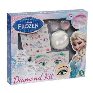 MAQUILLAGE LA REINE DES NEIGES  Coffret Diamond corps et yeux