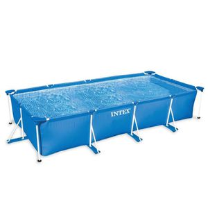 PATAUGEOIRE Intex Piscine Rectangular Frame 220 x 150 x 60 cm