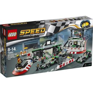ASSEMBLAGE CONSTRUCTION LEGO® Speed Champions 75883 Mercedes AMG Petronas
