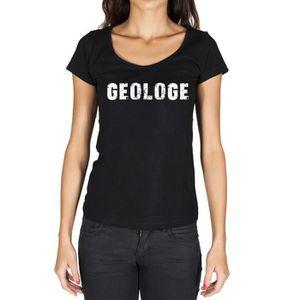T-SHIRT geologe Tshirt Femme Tshirt