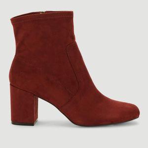 texturées Boots Vente chaussettes Rouge Achat façon DWE2IYH9