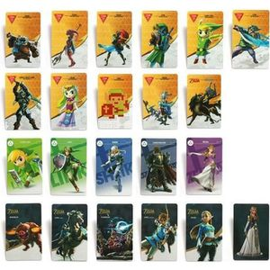 CARTE A COLLECTIONNER 22 Set complet Carte de jeu de tag NFC PVC Tag Car