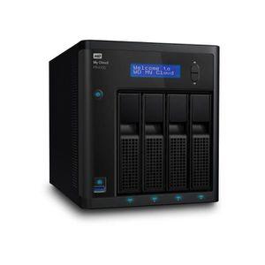 SERVEUR STOCKAGE - NAS  WD - Serveur de Stockage professionnel - My Cloud