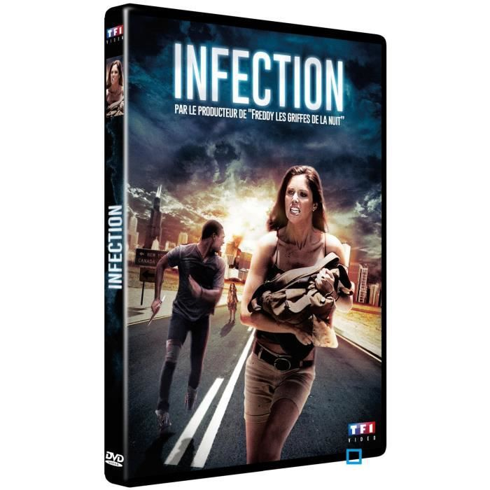 DVD FILM DVD Infection