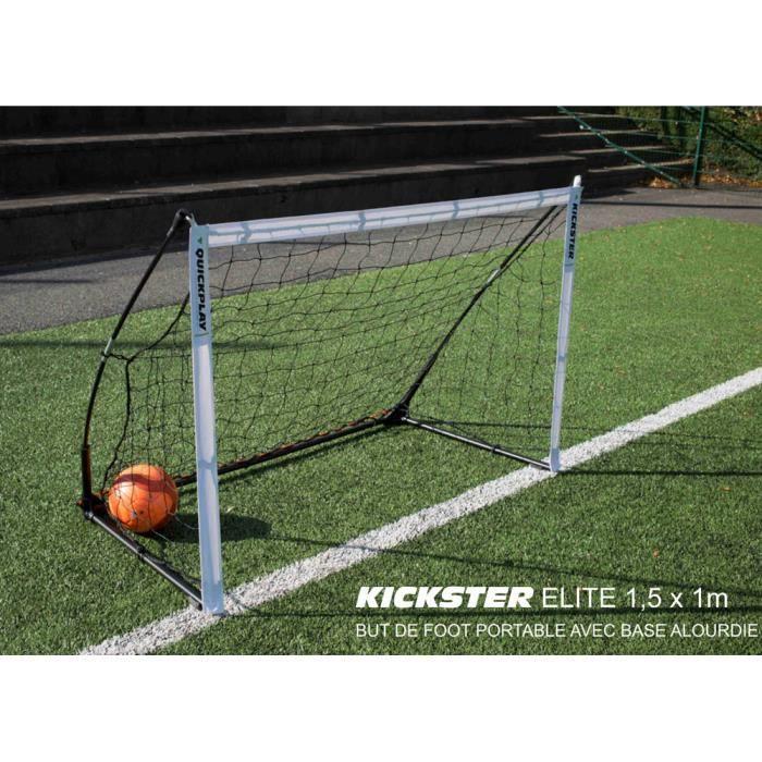 Cage de foot professionnel Kickster Elite 1.5 x 1m