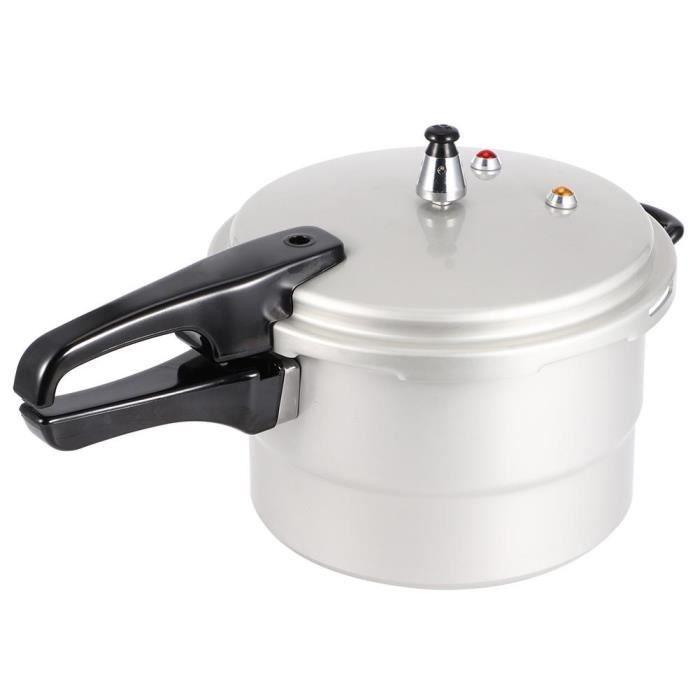 Autocuiseur anti-déflagrant avec couche de cuisson à la vapeur(22 cm) -JIA
