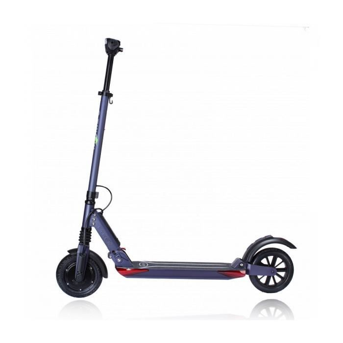 Trottinette électrique E-TWOW Booster S Plus Confort 2018 Violette