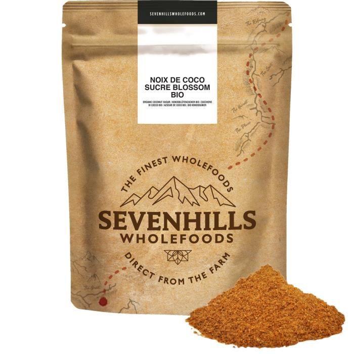 Sevenhills Wholefoods Bio Noix De Coco Sucre Blossom 1kg