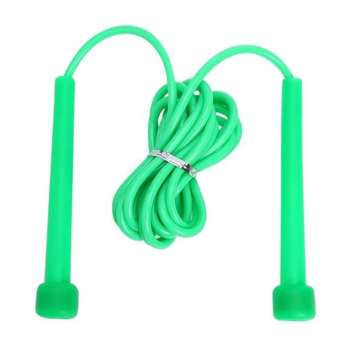 Accessoires Fitness - Musculation,Crossfit vitesse corde à sauter corde à sauter professionnelle technique corde - Type green green