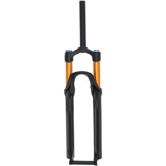 Cikonielf Fourche avant VTT ZTTO vtt 29 pouces vélo suspension de fourche pneumatique fourche avant tube droit pour VTT