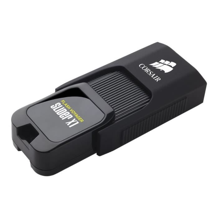 Corsair Flash Voyager Slider X1 Clé USB 128 Go USB 3.0