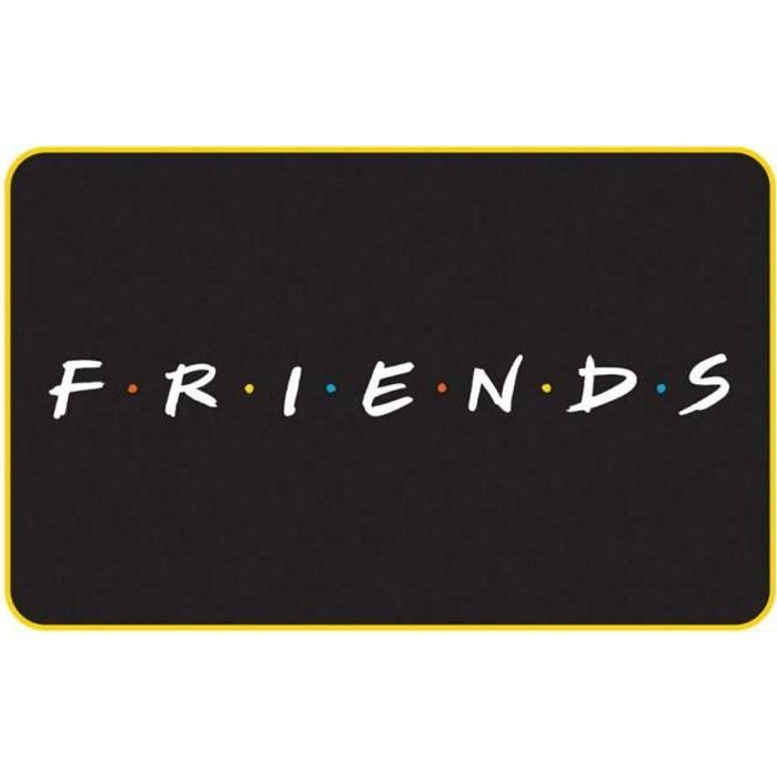 Tapis de sol Friends - Friends Logo