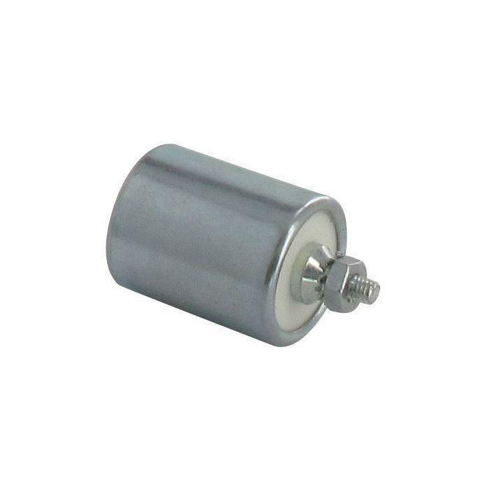 Condensateur d'allumage à visser adaptable pour AS-MOTOR, DOLMAR, HUSQVARNA, JLO, PARTNER, SACHS, SOLO, STIHL pour modèles 041, 045