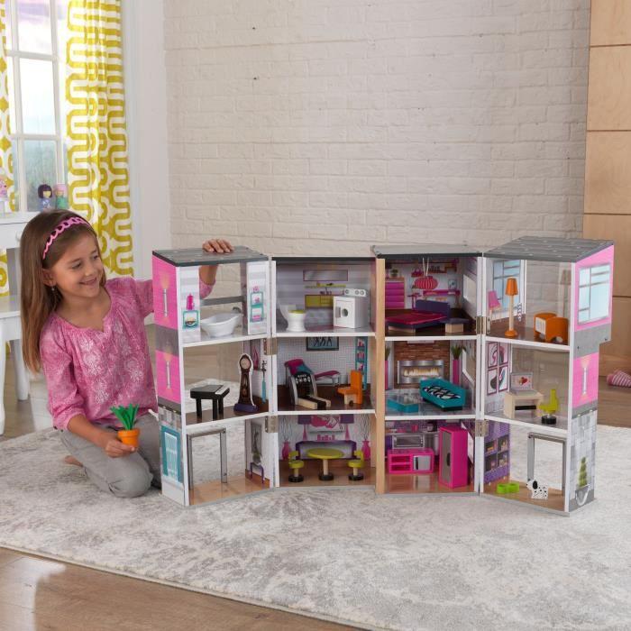 KIDKRAFT Maison de poupée Contemporaine