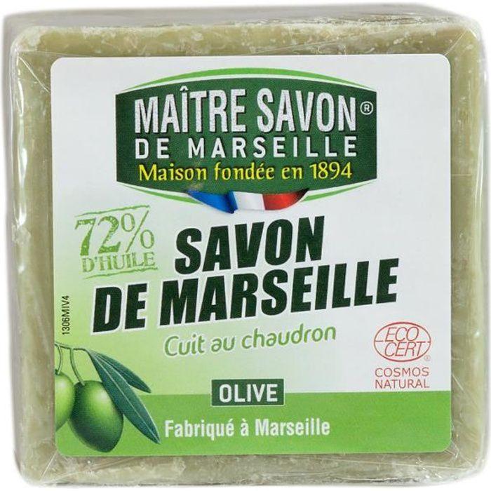 MAITRE SAVON Savon à l'Olive - 300 g