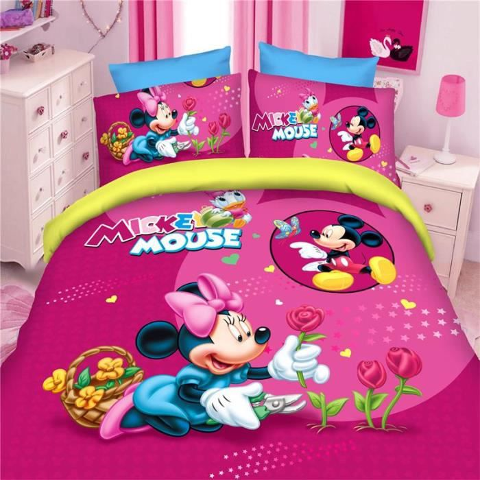 lit mickey mouse achat vente lit mickey mouse pas cher cdiscount. Black Bedroom Furniture Sets. Home Design Ideas