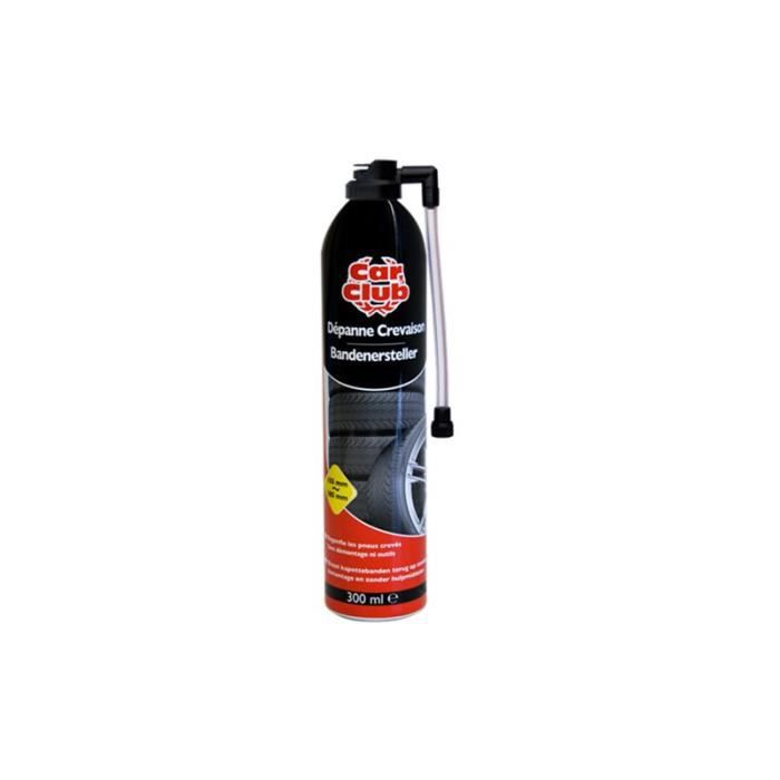 bombe anti crevaison carlube aerosol 300ml achat vente lubrifiant bombe anti crevaison. Black Bedroom Furniture Sets. Home Design Ideas