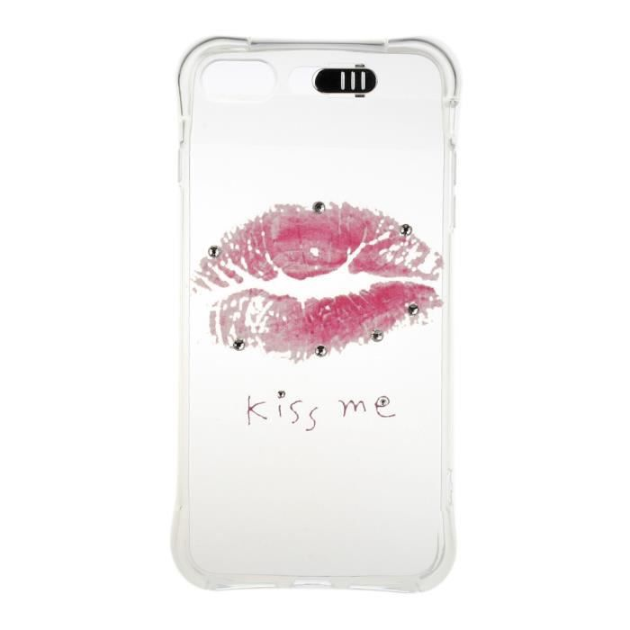 coque iphone 7 plus kiss