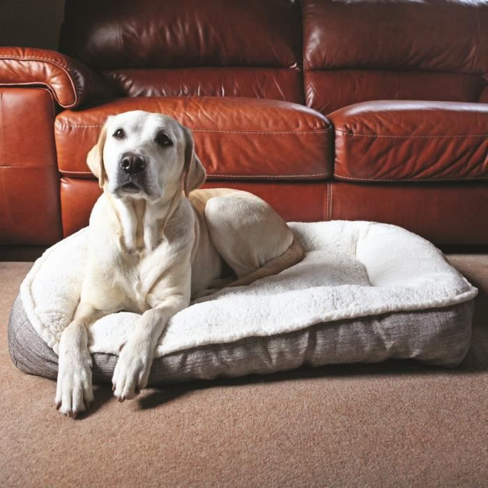 CORBEILLE - COUSSIN ROSEWOOD Matelas Nounours pour chien Plush and Twe