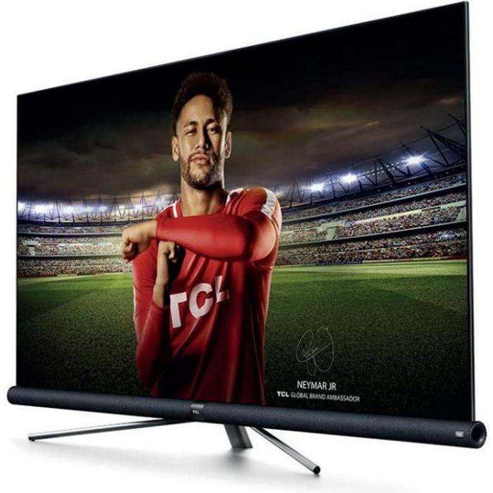 """Téléviseur LED TCL 65DC766, 165,1 cm (65""""), 3840 x 2160 pixels, L"""
